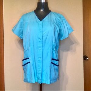 Scrub Top Uniform by Butter Soft Scrubs by UA